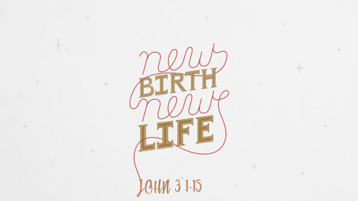 Passion for new life, new birth