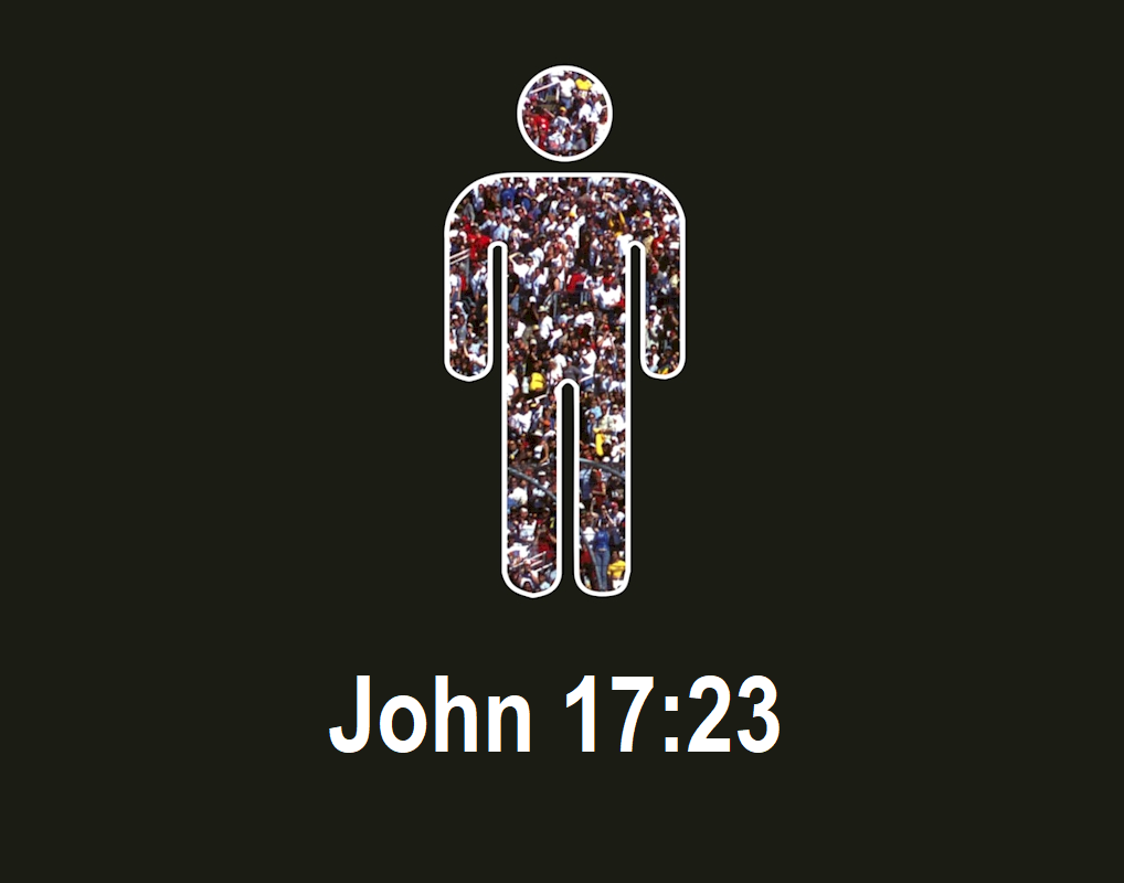 Being one in Christ